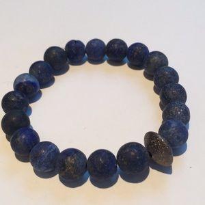 Jewelry - Gemstone elastic stretch bracelet